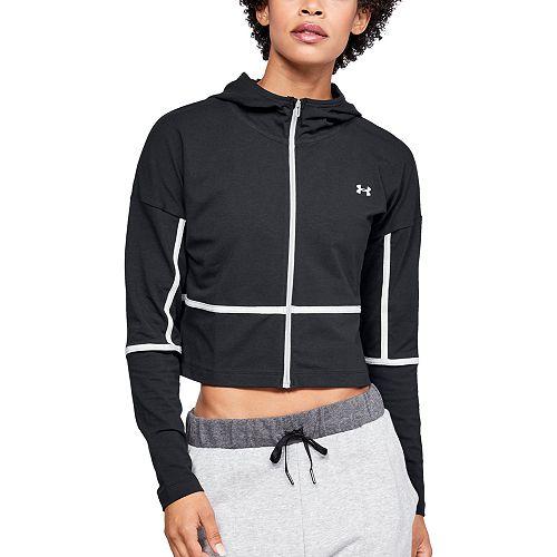 Women's Under Armour Lighter Longer Full-Zip Jacket