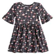 Toddler Girl Jumping Beans® Ruffled Floral Dress