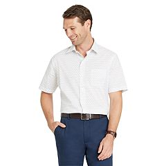 Big & Tall Van Heusen Flex Classic-Fit Non-Iron Button-Down Shirt