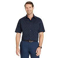 Big & Tall Van Heusen Flex Classic-Fit Non-Iron Button-Down Shirt