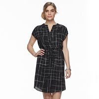 Petite Apt. 9® Dolman Shirt Dress