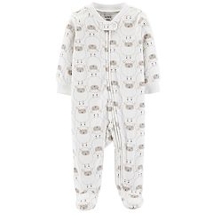 Baby Carter's Microfleece Sheep Sleep & Play