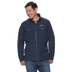 Big & Tall Columbia Wheeler Lodge Casual Jacket