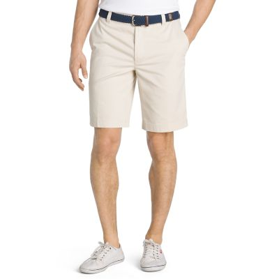 Big & Tall IZOD Saltwater Classic-Fit Flex Waist Flat-Front Shorts
