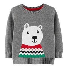 Baby Boy Carter's Bear Sweater
