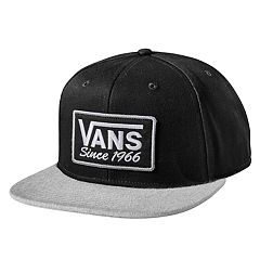 Men's Vans Patched K Cap