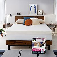 Serta rest & revive™ 3-inch LURAcor™ Foam Back Support Mattress Topper