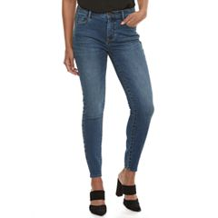 Women's Apt. 9® High-Waisted Skinny Jeans