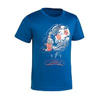 Boys 4-7 Under Armour Soccer Dive Graphic Tee
