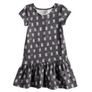 Girls 4-10 Jumping Beans® Tulip Hem Tiered Dress