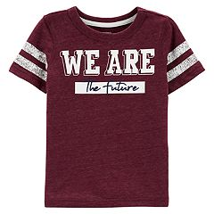 Toddler Boy Carter's 'We Are The Future' Athletic Tee