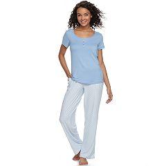 Women's Be Yourself 3-Piece Pajama Set