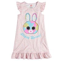 Girls 4-12 TY Beanie Boos Bubby