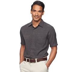 Men's Croft & Barrow® Classic-Fit Button-Down Shirt