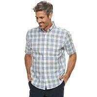 Men's Croft & Barrow® Classic-Fit Button-Down Shirt