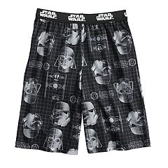 Boys 6-16 Star Wars Sleep Shorts