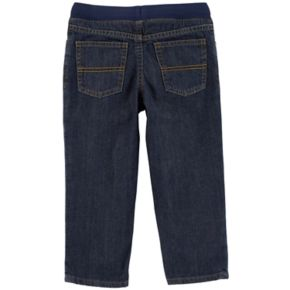 Toddler Boy Carter's Pull On Jeans