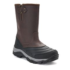 Pacific Mountain Tundra Men's Boots