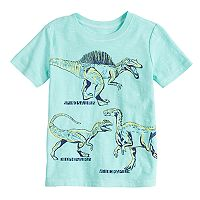 Boys 4-7x SONOMA Goods for Life™ Slubbed Dinosaur Graphic Tee