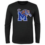 Boys 8-20 Memphis Tigers Logo Tee