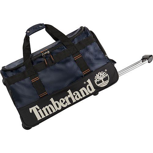 e4eae27d7 Timberland Jay Peak Trail Wheeled Duffel Bag