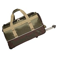 Timberland Jay Peak Trail Wheeled Duffel Bag