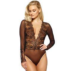 Jezebel Dossa Lace Bodysuit 999795