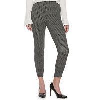 Women's ELLE™ Pull-On Ankle Dress Pants