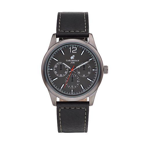 Caribbean Joe Men's Chronograph Watch - CJ7040GU
