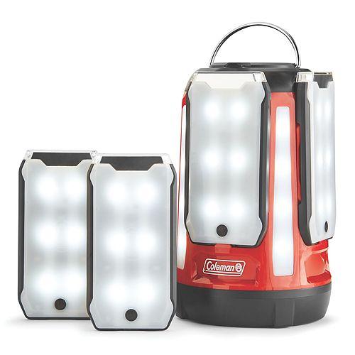 Coleman Quad Pro 800-Lumen LED Lantern
