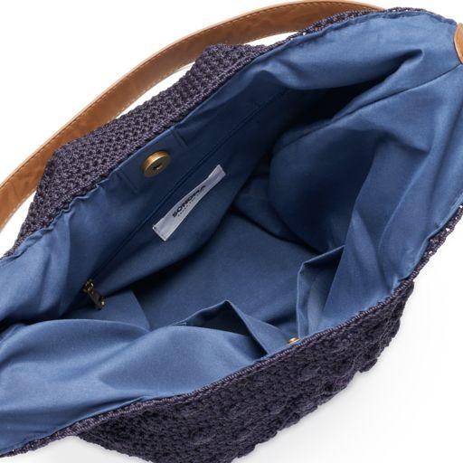 SONOMA Goods for Life™ Crochet Hobo