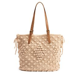 SONOMA Goods for Life™ Crochet Tote
