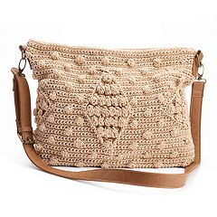 SONOMA Goods for Life™ Crochet Crossbody Bag
