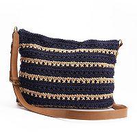 SONOMA Goods for Life™ Crochet Crossbody Bag