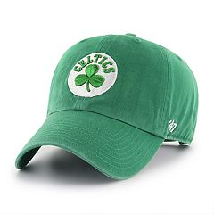 Adult '47 Brand Boston Celtics Clean Up Adjustable Cap
