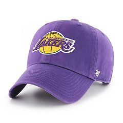 Adult '47 Brand Los Angeles Lakers Clean Up Adjustable Cap