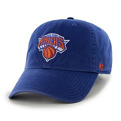 58bd8173f04 Adult  47 Brand New York Knicks Clean Up Adjustable Cap