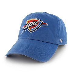 Adult '47 Brand Oklahoma City Thunder Clean Up Adjustable Cap