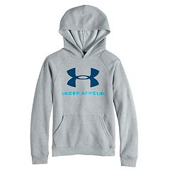 Boys 8-20 Under Armour  Rival Logo Hoodie