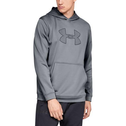 Men's Under Armour Performance Fleece Logo Hoodie by Kohl's