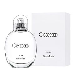 Calvin Klein Obsessed Men's Cologne – Eau de Toilette
