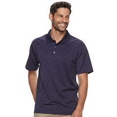 Men's Haggar Cool 18® Pro Regular-Fit Performance Polo