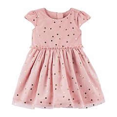 Baby Girl Carter's Star Print Dress