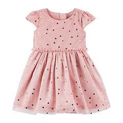 Baby Girl Carter's Star Print Dress