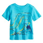 Baby Boy Jumping Beans® Graphic Slubbed Tee