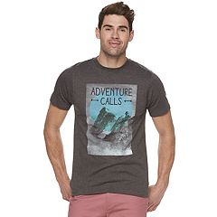 Men's SONOMA Goods for Life™ 'Adventure Calls' Tee