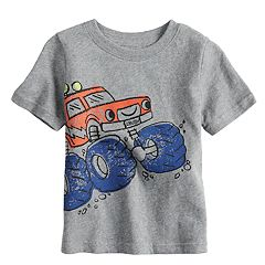 Baby Boy Jumping Beans® Monster Truck Graphic Tee
