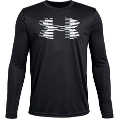 Boys 8-20 Under Armour Logo Tech Tee
