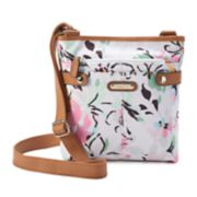 Rosetti Floral Mini Crossbody Bag