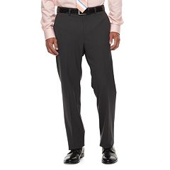 Men's Chaps Performance Series Classic-Fit 4-Way Stretch Suit Pants